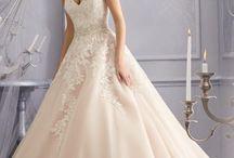 abiti da sposa spettacolari