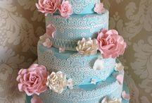 wedding cake / wedding cake ideas