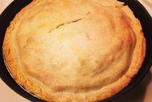 Chicken Pot Pie / Chicken Breasts Mixed Vegetables Chicken Gravy 2 Pie Shells / by Shimeka Williams