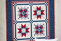 Quilts / Patchwork stars