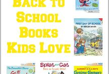 Back to School / Get your little one ready to go #BackToSchool by pinning some of these library-curated ideas.
