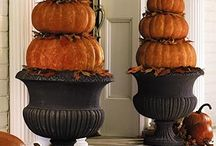 Fall / #fall #falldecor / by Karen Tucci