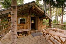Log Cabins / by Cheryl First-Westfall