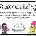ELA - Summerizing
