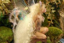Butterflies, Fairies & Dragonflies / by Sherrie Berglin