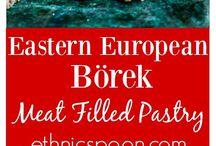 Yummy european recipes