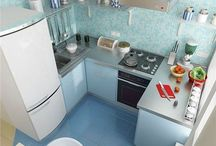 Kitchens / Various styles of kitchens today