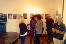 THE 30 X 40 AUCTION / THE ANNUAL  30 X 40 AUCTION HELD AT THE PRINCE ALBERT GALLERY , PRINCE ALBERT,W.CAPE,RSA