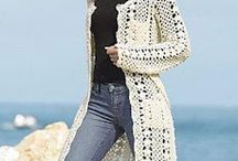 Häkeljacke crochet jacket