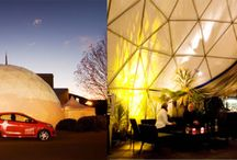 geodeic Backyard dome