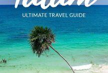 Mexico Travel Inspiration / Inspiration for your Mexico trip