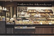 Ladenbau Bäckerei und Café