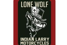R.I.P INDIAN LARRY MOTORCYCLES