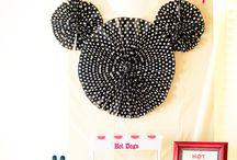 Disney Parties / Disney party ideas!