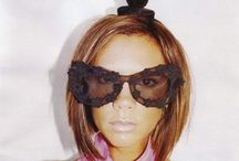 Celebrities wearing Eyewear