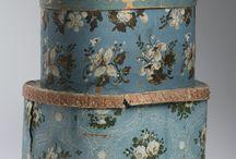 Wallpaper Boxes / by Anne Nichols