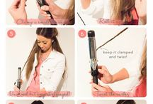 How to curl my hair