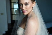 Celebrity Wedding Hairstyles / Here's our pick of some of our favourite hairstyles from celebrities on their wedding days