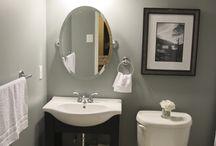 Bathroom Reno / by Anastasia Walter