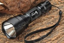 LED Flashlights CR123A/16340