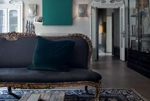 Formal living room / by Krys Suarez
