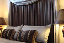 Curtain/bed/bathroom deco and curtain design