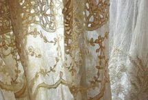 linens and lace / by Denise Kraft