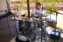 The Kink @ Eaglevlei Wine Estate / The Kink live at Eaglevlei Wine Estate in Paarl, Cape Town