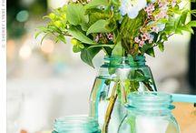 Jars Jars Jars / by Andrea Cannon