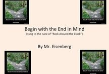 Begin with the End in Mind / by Jan Farmer