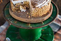 Banoffee - torta de nozes