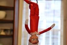 Elf on the Shelf Ideas / by Beth Hunter