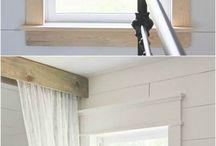 window mouldings