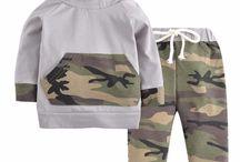 Barnkläder TEBBE