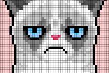 Create: Cross Stitch: Animals/Mythical Creatures / by Angela Sapp