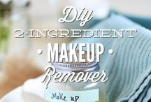 diy make up remover