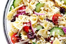 salads / Every type of salads imaginable.