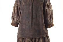 Extant 16th c clothes