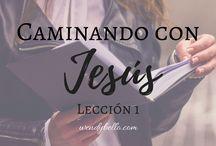 Caminando con Jesús, estudio del evangelio de Marcos