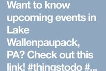 Things to Do in Lake Wallenpaupack, PA / Find out things to do in Lake Wallenpaupack, PA and the surrounding area!