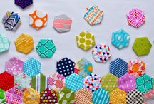 Sew Hexagons