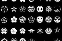 21/04/12 | Design for Aura Cafe / 桔梗、家徽、咖啡、日式、英式、手沖