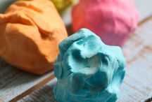 Play Dough: Play/Recipes