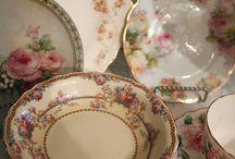 Lovely vintage china like this in my shop