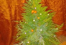 vianočne dekorácie