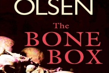 The Bone Box by Gregg Olsen / The original ebook novella featuring Dr. Birdy Waterman of the Kitsap County Coroner's office.  / by Gregg Olsen