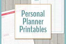 Planner free printable