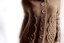 Knit/Crochet-Cardigans & Sweaters / Knit & crochet patterns for cardigans & sweaters