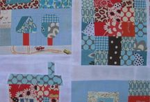 Ideas for House Quilts