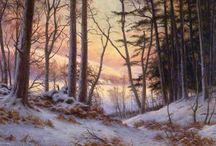 Painting: Joseph Farquharson